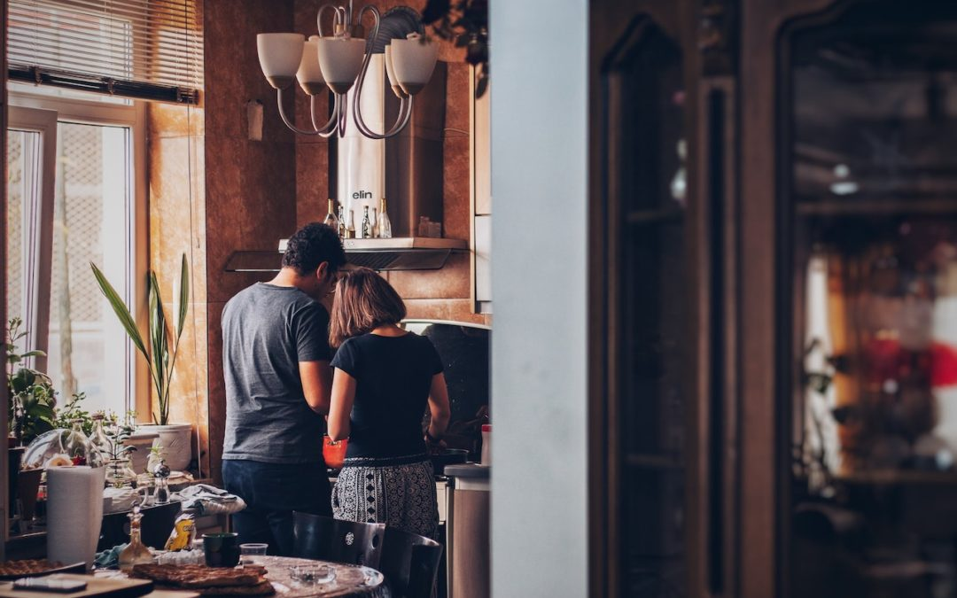 Find Ways to Make Cooking Less Stressful