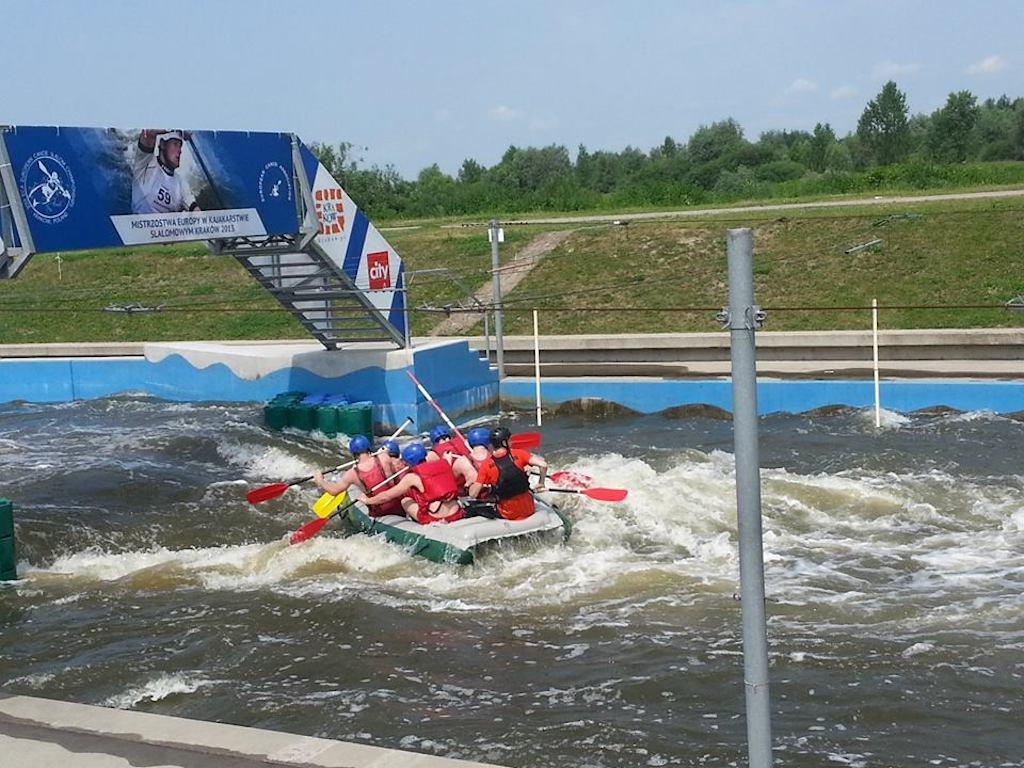 krakow-rafting